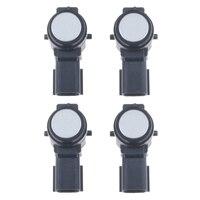 4x sensor de estacionamento pára-choques ajuda backup pdc para chevy gmc 52050134
