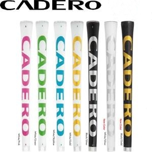 Marke Neue 10 x Cadero 2x2 Ultra Sticky Golf Griffe 10 Farben Erhältlich Freies Verschiffen Golf Club Grips