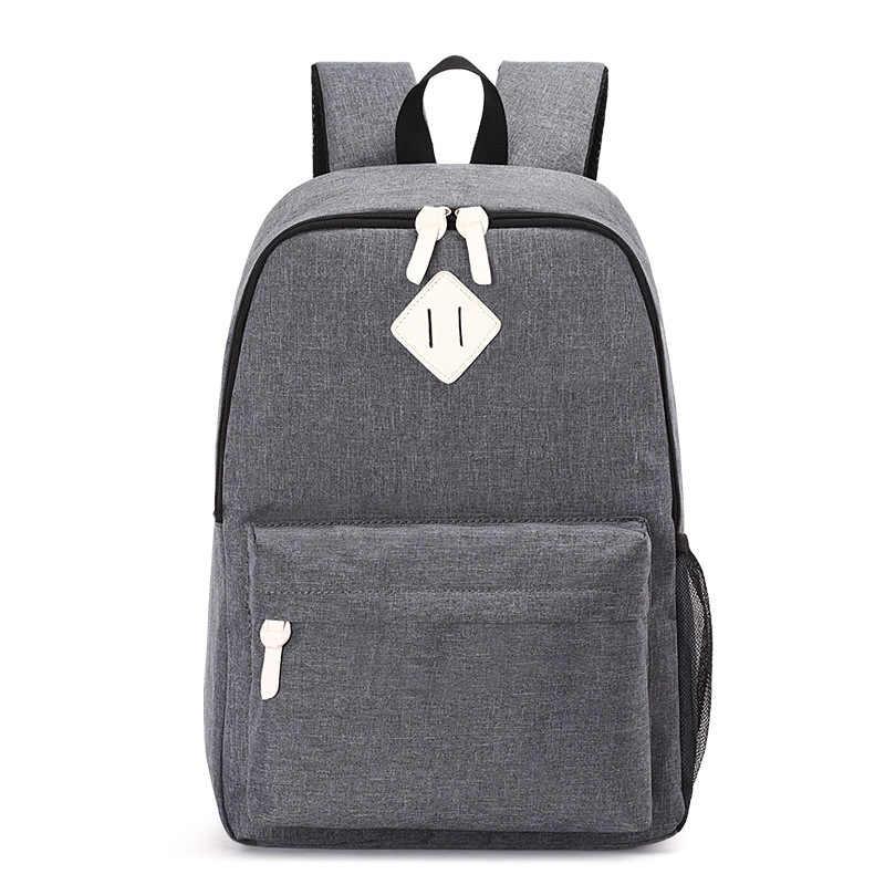 Винтажные женские мужские брезентовые рюкзаки большие школьные сумки для девочек-подростков рюкзак для мальчиков сумки для ноутбука рюкзак для путешествий mochila серый