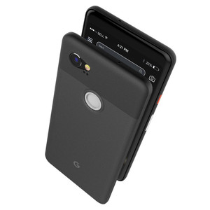 Image 2 - Capa ultrafina para google pixel, 0.4mm, 1 pixel2 pixel 2 3 xl, com concha protetora fosca coque traseiro do telefone dos pp macio