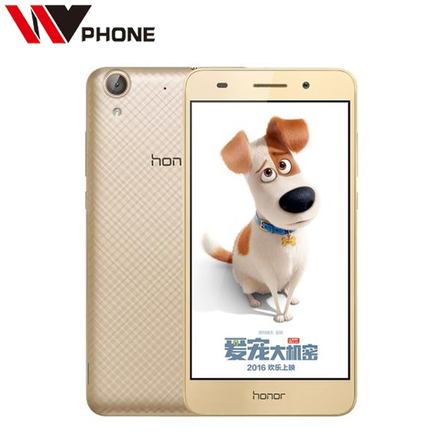 "Original Huawei Honor 5A Play 4G LTE Mobile Phone Snapdragon 617 Octa Core Android 6.0 5.5"" IPS 1280X720 2GB RAM 16GB ROM"