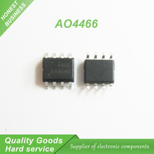 10pcs AO4466L AO4466 4466 SOP8 offen use laptop chip new original