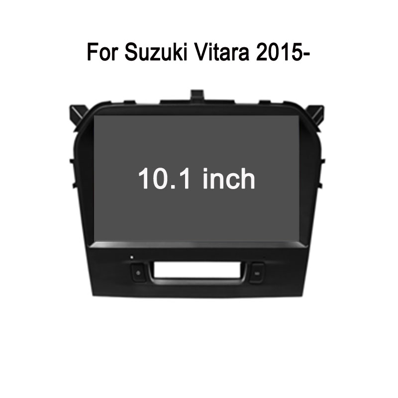 Octa Core Android 7.1 Fit SUZUKI GRAND VITARA 2015 2016 - Car DVD Player Navigation GPS Radio