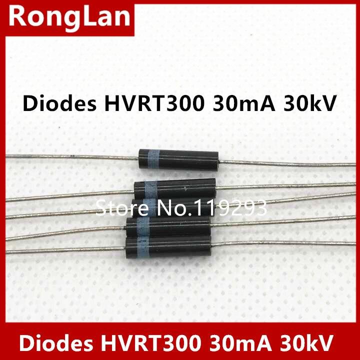 BELLA high voltage high voltage diodes HVRT300 30mA 30kV high voltage silicon stack 50pcs lot