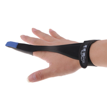 1pc Fishing one Finger Gloves Non-Slip Single Stall Protector Guard For