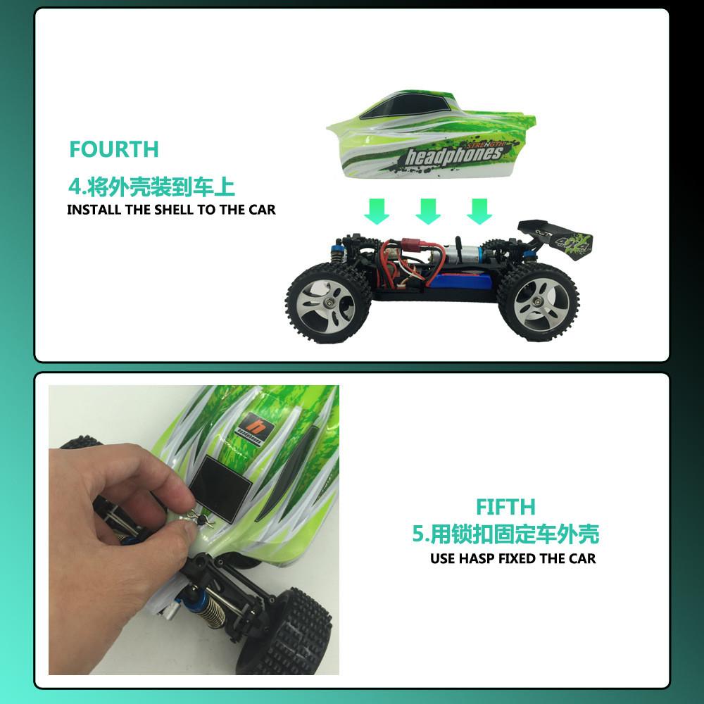 2.4G Buggy Health 4WD 18