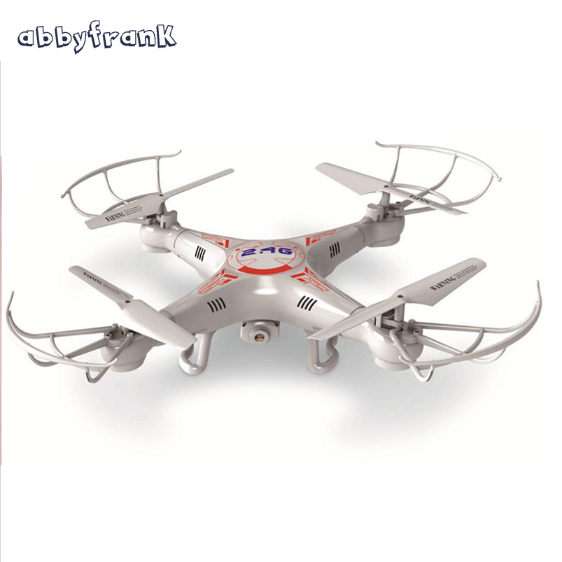 Abbyfrank 2.4G RC Helicopter Drone With Camera 2MP HD Remote Control Helicopter X5C 4CH 6 Axis Gyro Quadcopter Drone RC Gift Toy syma x5c drone 4ch 6 axis remote control quadcopter with 2mp hd camera rc helicopter dron toys for children