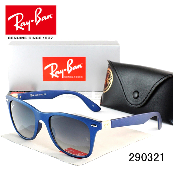 Us 17 99 10 Off Original Rayban Sunglasses Rb4195 Outdoor Glasses Hiking Eyewear Rayban Men Women Retro 4195 Uv Protection Sunglasses Ray Ban In