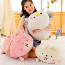 Fancytrader Sofe Japan Cartoon Kanahei Chicken Pillow Giant Large Cute Stuffed Chick Toys Nice Gift for