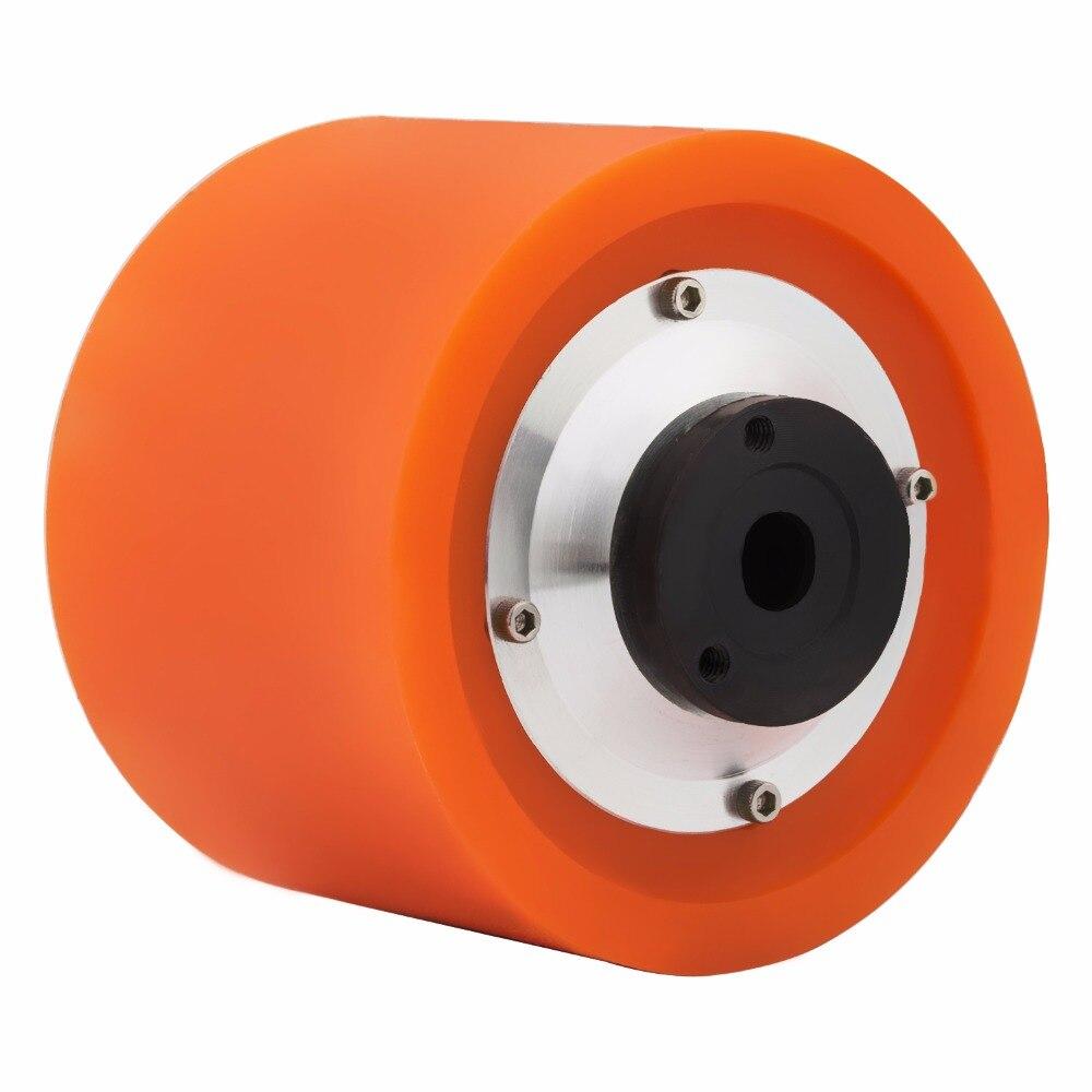 New power brushless scooter motor kit for 4 wheels electric longboard skateboardin Skate Board