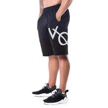 Для мужчин мужские шорты для бега тренажерный зал короткие брюки Фитнес Бодибилдинг; бег Для мужчин s брендовые штаны Фитнес шорты для тренировок