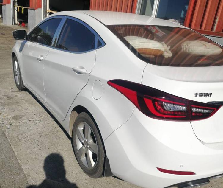 Estilo do carro caso para hyundai elantra