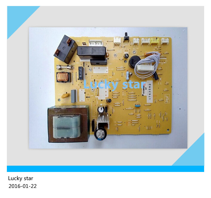 95% new for panasonic Air conditioning computer board circuit board A743583 good working купить