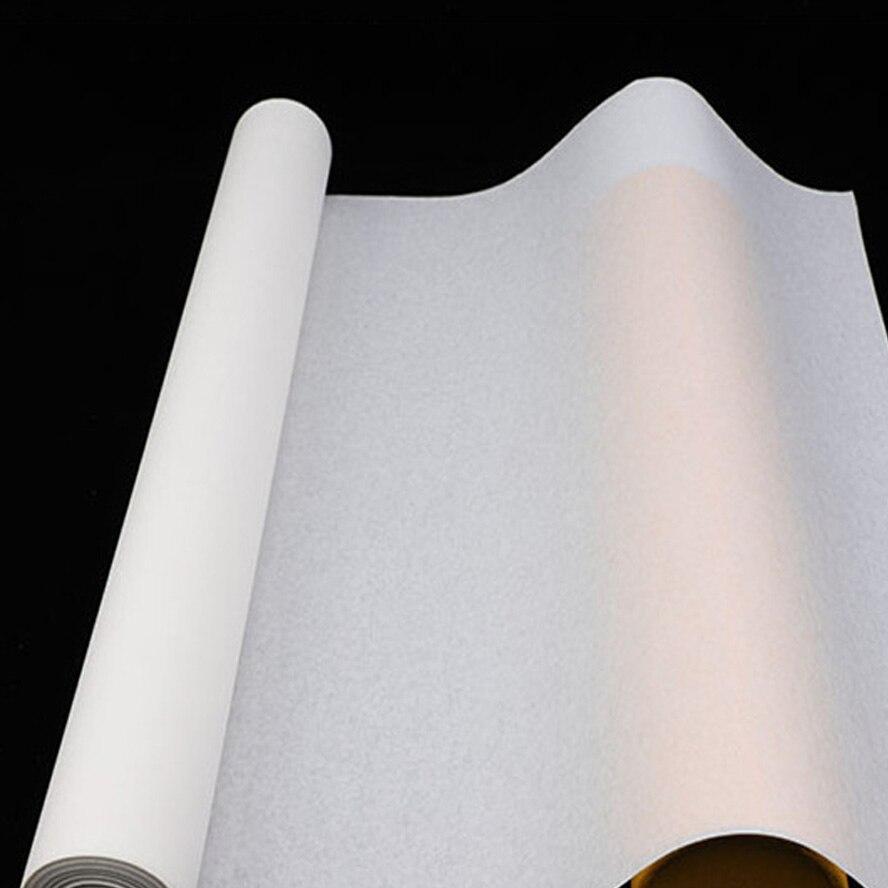 Nouveau papier de riz chinois blanc 46 cm * 20 m papier XUAN pour la Promotion des papiers de calligraphie peinture ariiste
