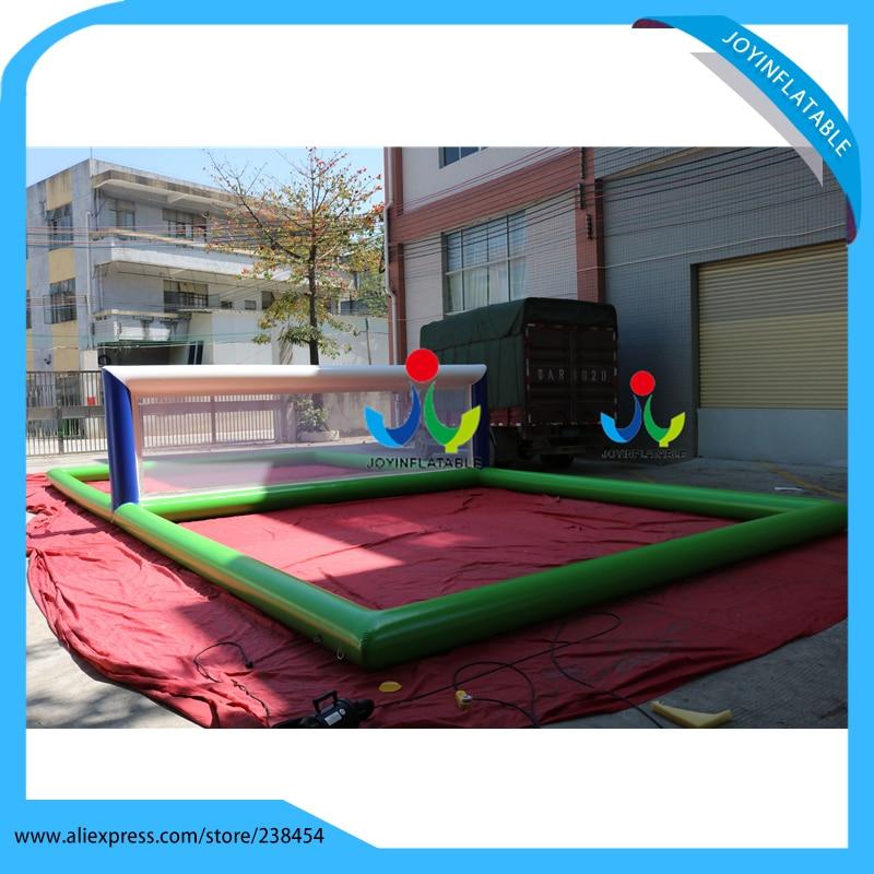 Надувное оборудование для водного волейбола, 12x6x1,5 м 3