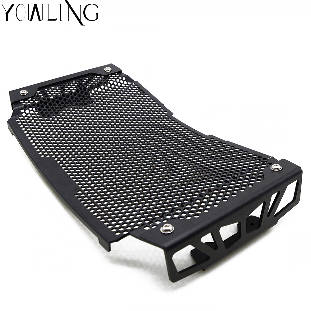 For KTM DUKE790 DUKE 790 2018 2019 Motorcycle Accessories Radiator Grille Cover Guard Protection Engine Cooling Water Tank Black in Covers Ornamental Mouldings from Automobiles Motorcycles
