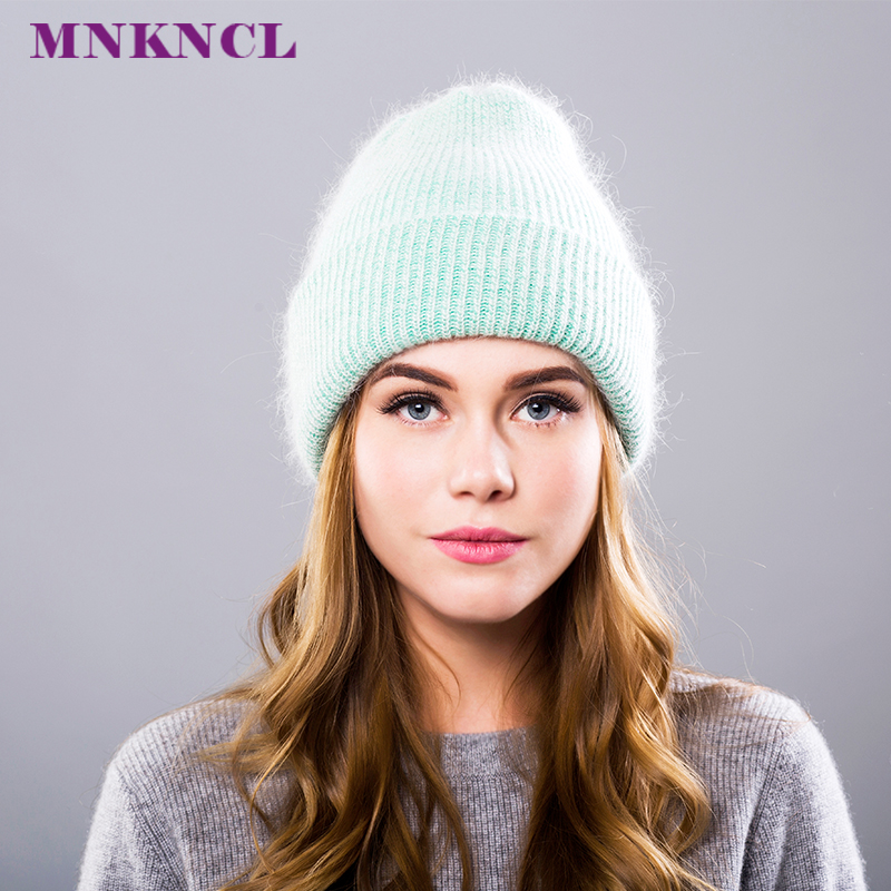 2017 New Arrival Casual Caps Women Hat For Autumn Winter Knitted Cashmere Beanies Fashion Hats Good Quality Female Hat female caps for autumn
