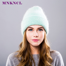2017 New Arrival Casual Caps Women Hat For Autumn Winter Knitted Cashmere Beanies Fashion Hats Good Quality Female Hat
