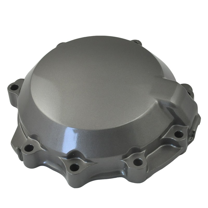 Black Aluminum Motorcycle Engine Motor Stator Crankcase Cover For Kawasaki ZX10R ZX-10R ZX 10R 2011 2012 2013 11 12 13 bjmoto cnc aluminum motorbike accessaries motorcycle engine guard cover pad for kawasaki z1000 r 2010 2011 2012