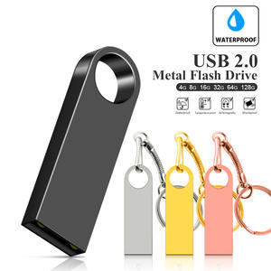 Pendrive 32 GB 64 GB 16 GB 8 GB Usb Flash Drive 128 GB Pen Drive Waterproof Metal