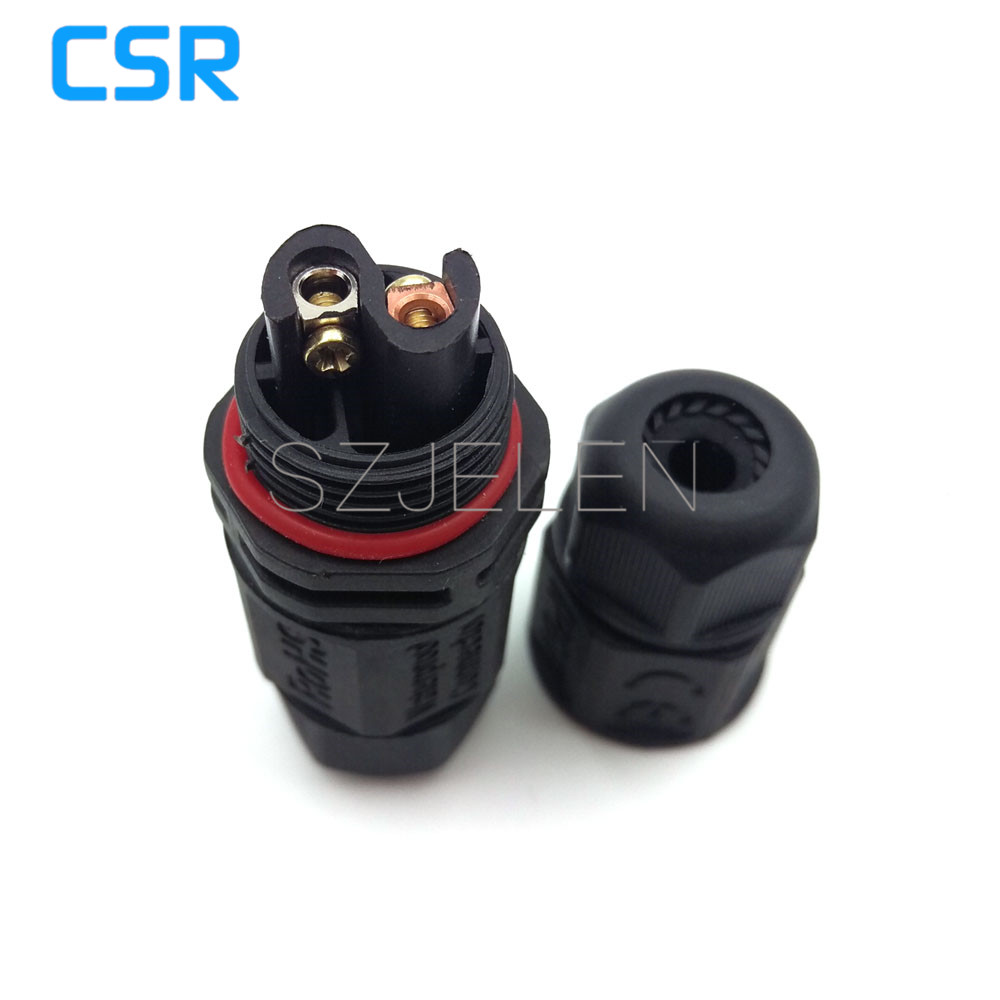 LLT L20, 2 pin waterproof connecto, power cable wire connector,IP67, LED power connector, outdoor wire connector l20 3t 2 pin waterproof connector t type cable connector ip67 industrial power cable wire connector