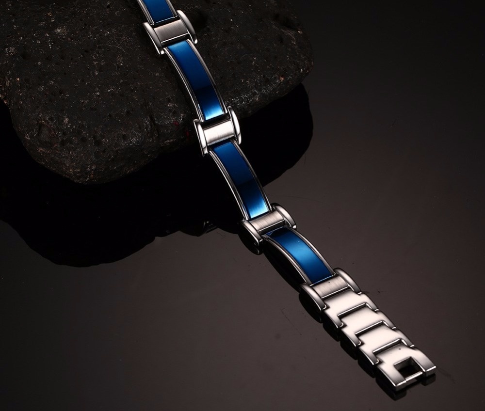 Mens bracelets magnetic Jewelry  19
