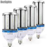 1 Uds 35W 45W 55W 65W 80W 100W 120W bombilla LED tipo mazorca E27 E40 SMD5730 AC85-265V blanco cálido/frío lámpara de maíz de alta potencia