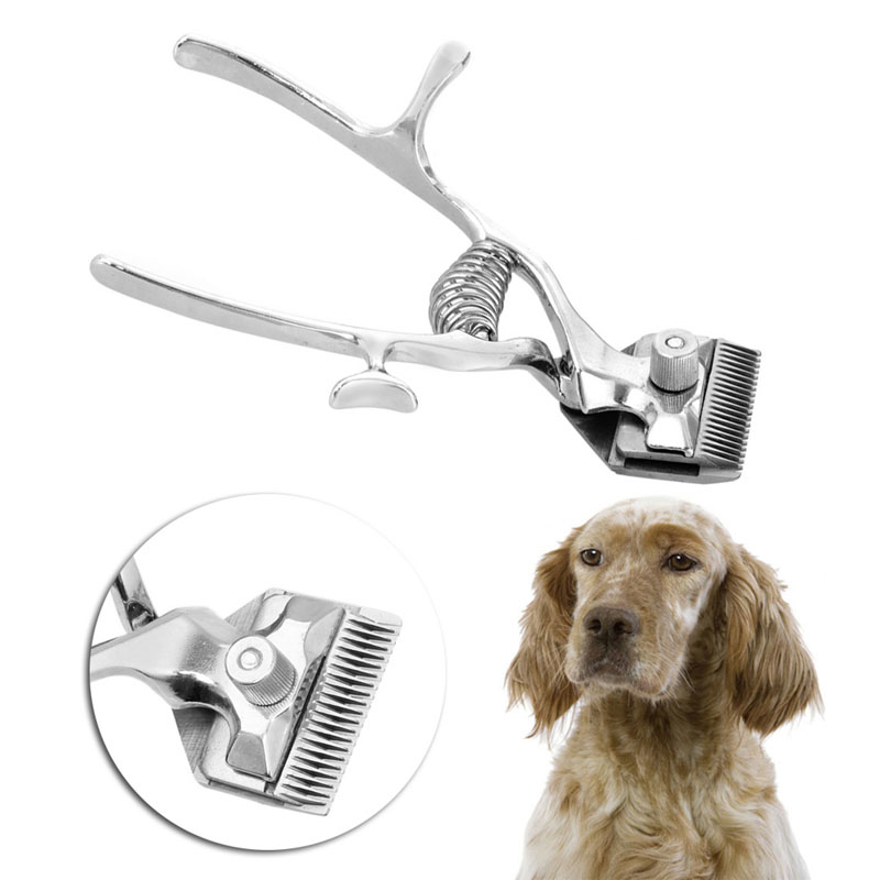 Pro Animal Pet Dog Cat Puppy Horse Hair Trimmer Shaver Razor Grooming Clipper 5