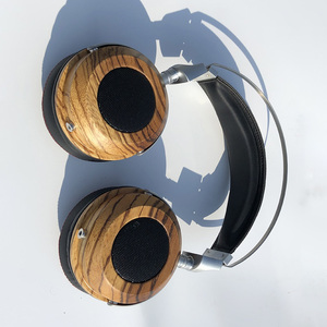 Image 4 - DIY Open Back Headphone Housing 40MM 50MM Speakers Wooden Headphone Headset Shell Cover Case DIY Open Back Headphone Housing