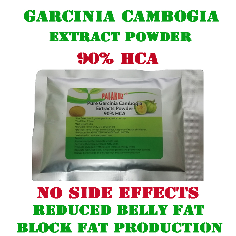 2 Bags,Pure Garcinia Cambogia Extract for slimming- Maximum Strength 90% HCA Natural product of diet patch health weight loss