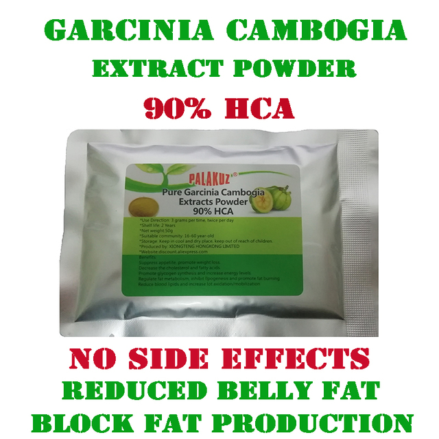 Us 13 5 50 Off 2 Bags Pure Garcinia Cambogia Extract For Slimming Maximum Strength 90 Hca Natural Product Of Diet Patch Health Weight Loss In