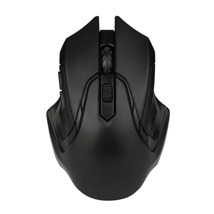 2.4GHz 3200DPI Wireless Optical Gaming Mouse Mice For Computer PC Laptop JU12
