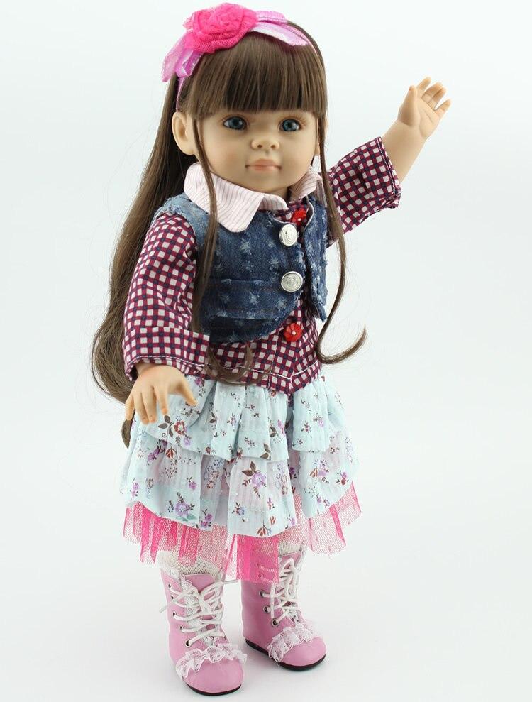 Pop Toys For Girls : Wholesale popular american girl doll journey dollie