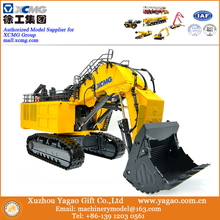 2018 New Launch 1:50 XCMG XE7000 Mining Excavator, 700 Tons Excavator Replica, Collection, Construction Model, fast free ship