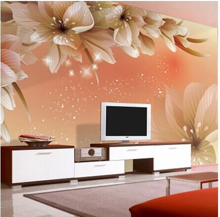 Aliexpresscom Buy High end leather backdrop cozy living room