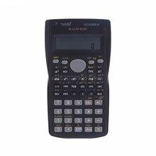 82MS-A портативный многофункциональный 2-линии Дисплей цифровой ЖК-дисплей научный калькулятор # H029 #
