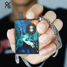Оригинальный ОВНС JC02 Pod Vape комплект с Портативный цепи 650 мА/ч, Батарея Pod Системы испаритель 1,0 мл картридж Vs Voopoo перетащите набор Nano