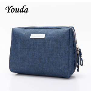 Image 1 - Youda Multiple Colours Large Capacity Waterproof Travel Package Wash Cosmetic Bag Storage Bags High Quality Female Make Up Purse