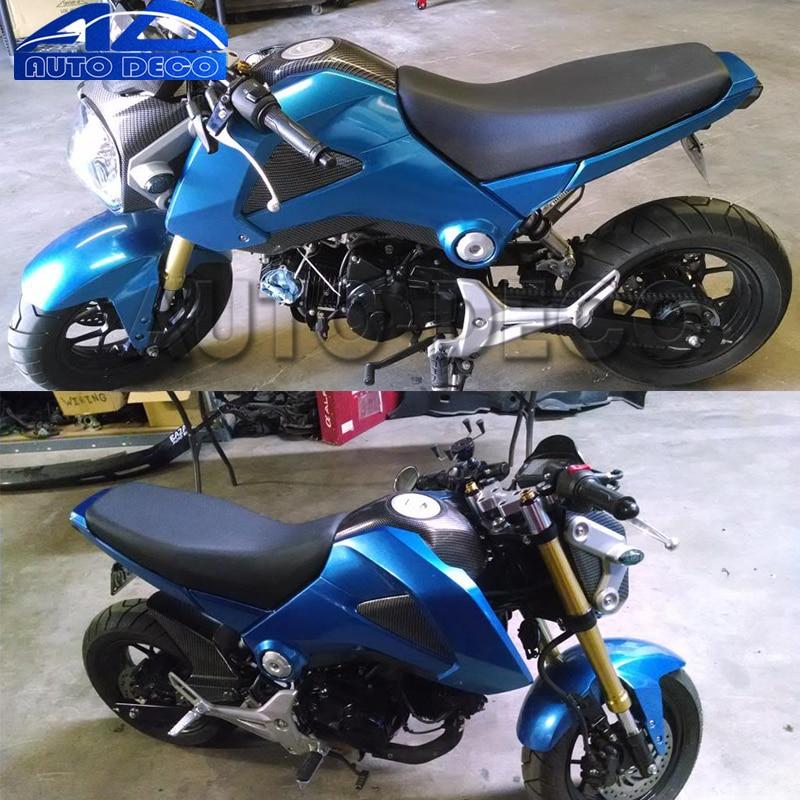 Electric Blue Vinyl Car Wrap Adhesive Matte Vinyl For Motorcycle - Vinyl for motorcycle