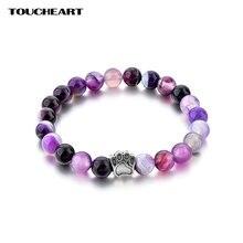 Toucheart ручной работы собачья лапа браслет с принтом & Браслет