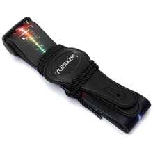 YUEDONG guitar band guitar strap electric guitar strap bass guitar band strap colourful