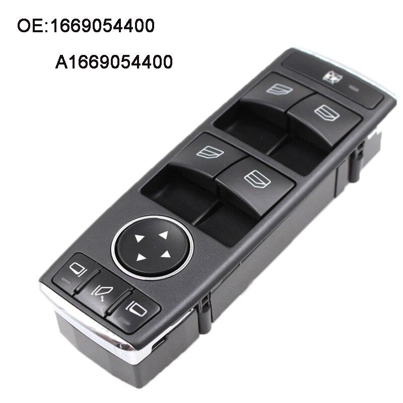 YAOPEI Nouveau Commutateur De Vitre Électrique Pour Mercedes ML350 ML500 ML63 G500 G550 G55 1669054400 A1669054400