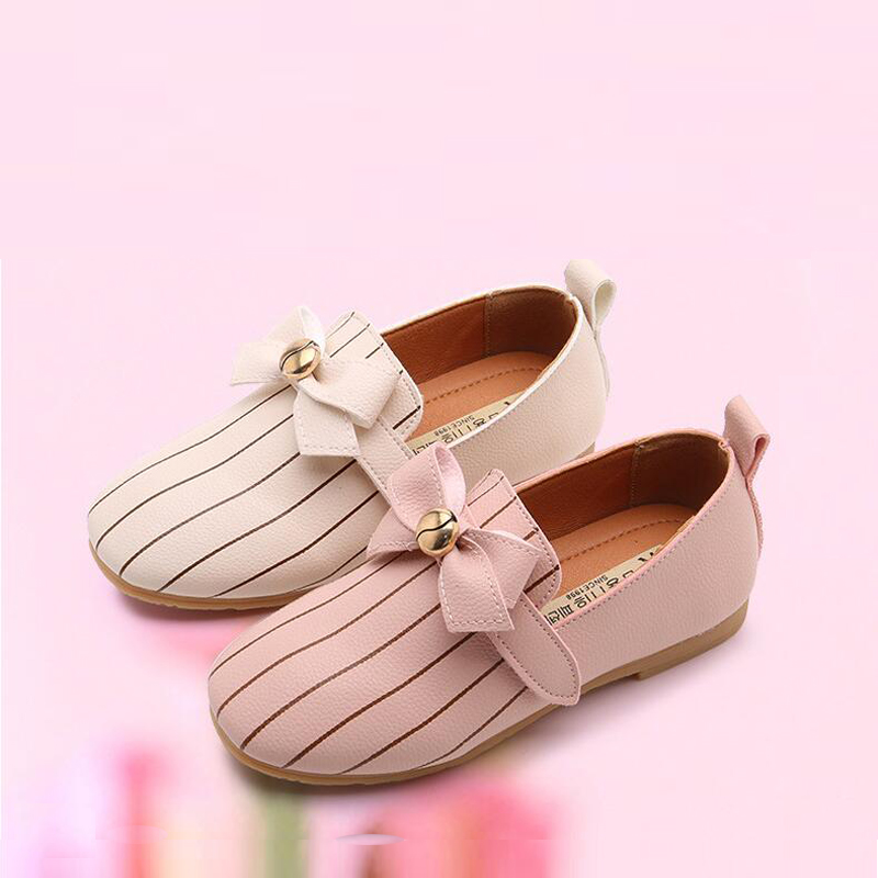Leather Shoes Kids Baby Girls Princess Shoes For Wedding Party Kids Sneakers Spring Children Shoes Girls Sandals Dance Shoes