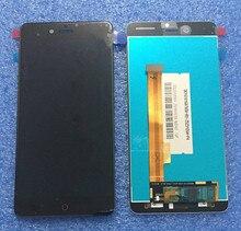 Geniune Новый ЖК-экран + Сенсорная панель планшета для 5.2 »ZTE Нубия Z11 мини S NX549J белый/черный Бесплатная доставка