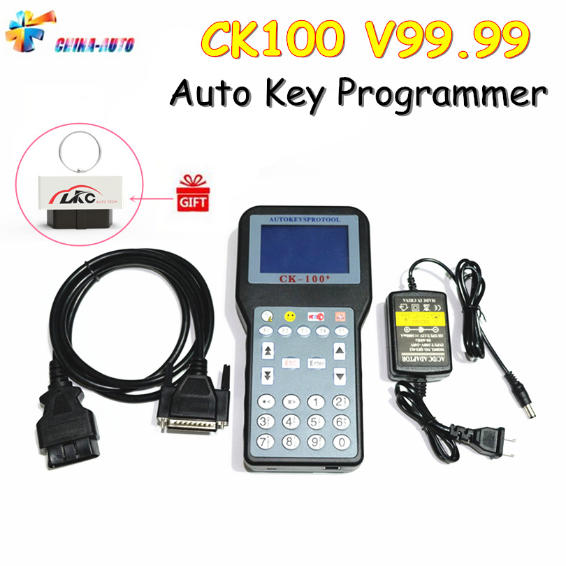 Promotion The Newest Generation V99 99 CK100 Auto Key Programmer SBB CK 100 With Multi language