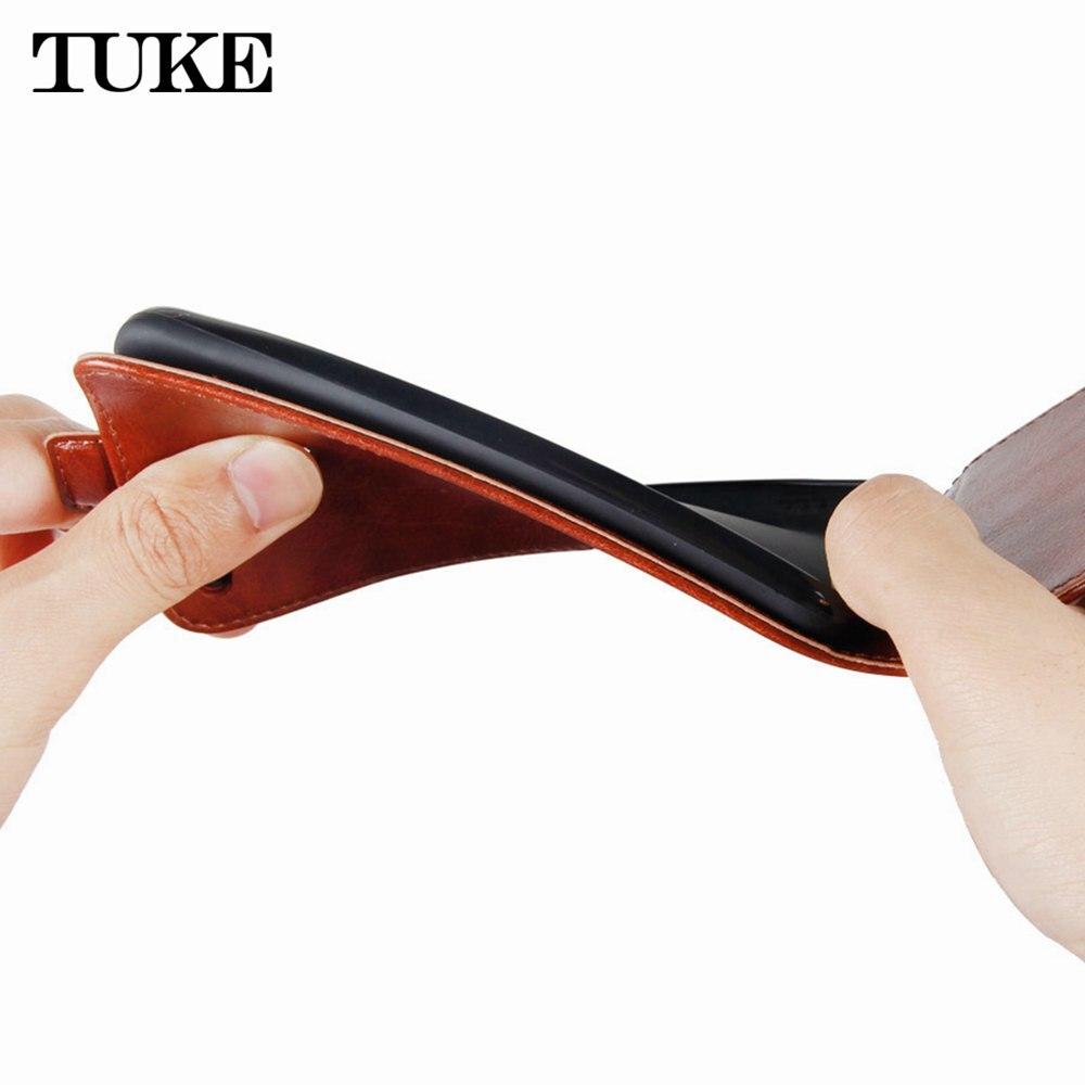Aliexpress com : Buy TUKE For Xiaomi Redmi Note 5 Dometic Version Case Flip  Wallet Leather Phone Case For Xiaomi Redmi Note 5 Pro Vertical Cover from