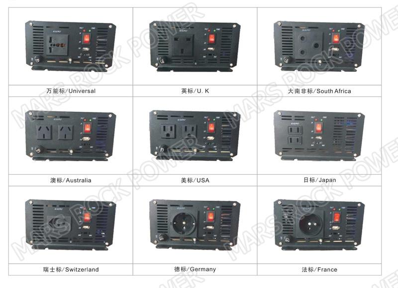 5000 W 48VDC 100/110/120VAC или 220/230/240VAC чистая Синусоидальная волна PV инвертор с сеткой Солнечный и инвертор ветровой энергии PV инвертор