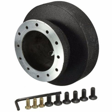 6 holes Universal Steering Wheel Quick Release Hub  Kit Adapter for BMW E36 MOMO