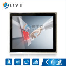 intel core i3 19″ industrial compouter Capacitive touch screen pc Resolution1280x1024 with  1.9GHz 2GB DDR3 32G SSD