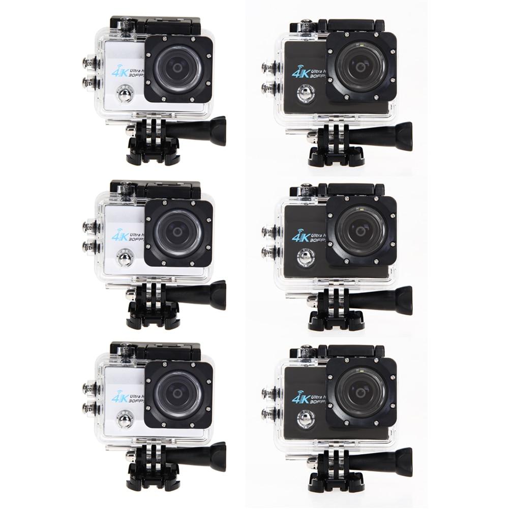 2 inch 4K 30fps/ 2.7K 30fps Full HD WiFi 16MP Video Camera Waterproof Sports DV Helmet Camera 2 inch 4k 30fps 2 7k 30fps full hd wifi 16mp video camera waterproof sports dv helmet camera